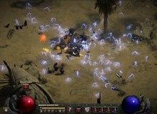 6 phút gameplay Tornado Druid trong Diablo II: Resurrected