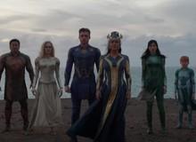 Marvel tung trailer hé lộ dàn siêu anh hùng mới của vũ trụ điện ảnh hậu Thanos trong siêu bom tấn Eternals