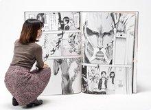 """Attack On Titan nhận kỷ lục Guinness """"Cuốn manga khổng lồ nhất thế giới"""" chỉ sau 2 phút phát hành"""
