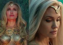 """Eternals: CĐM hết lời khen ngợi visual """"quá đỉnh"""" của Angelina Jolie khi vào vai nữ chiến binh Thena"""