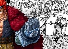 Soi những chi tiết thú vị trong One Piece chap 1013: Ban nhạc Rock Eustass Kid (P.2)