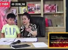 Buổi livestream của bà Phương Hằng hút gần 500K người xem, gấp 12 lần sức chứa sân Mỹ Đình, thiết lập luôn nhiều thành tích khủng!