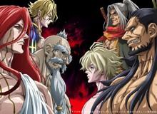 Top 6 anime lên sóng Netflix trong tháng 6 mà bạn không nên bỏ qua, Đại Chiến Nhân Thần là cái tên hấp dẫn nhất