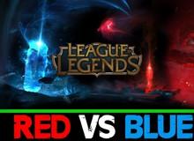 Cộng đồng LMHT giận dữ khi tỷ lệ thắng của team xanh cao đến 79% so với 21% của team đỏ tại MSI 2021