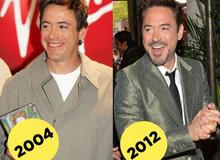 """""""Đời người có bao nhiêu cái 10 năm?"""", vậy mà nhan sắc của những ngôi sao Hollywood sau 1 thập kỷ vẫn chẳng thay đổi mấy"""