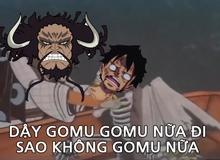 """One Piece 1014: Các fan phấn khích trước cảnh Luffy rơi tự do xuống biển, Kaido thách thức main sao không """"gáy tiếp"""""""