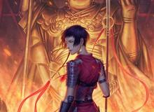 Vị thần Bishamon-ten cai quản các dạ xoa thường xuất hiện trong manga-anime Nhật Bản thật ra là ai?