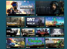 Steam mở đợt giảm giá cực sốc những bom tấn thế giới mở, game thủ mau mua về chơi hết hè này