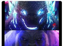 Cuộc chiến giữa Godzilla vs Kong sẽ có một phiên bản làm theo phong cách anime?