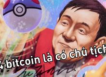 """Lá bài """"chủ tịch Pokémon"""" bất ngờ đấu giá thành công, giá chỉ """"sương sương hơn 4 bitcoin"""""""