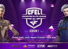 """CFEL 2021 mùa 1 """"nhá hàng"""" – Việt Nam đã sẵn sàng!"""