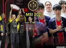 """Không dự MSI 2021, fan VCS có thể đánh giá thực lực của GAM so với mặt bằng quốc tế thông qua """"cái tên"""" này?"""
