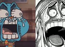 """Top 7 khoảnh khắc ấn tượng trong One Piece được các manga khác """"đạo nhái"""", có cả những cái tên cộm cán"""