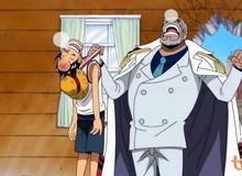 """One Piece: Với sức mạnh hiện tại liệu Luffy đã đủ sức để hứng chịu """"cú đấm yêu thương"""" của ông nội Garp?"""