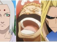 Gol D. Roger và 7 nhân vật anime sở hữu sức mạnh kinh khủng nhưng lại bị bệnh tật hành hạ