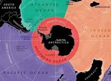 Bất ngờ đại dương thứ 5 chính thức được công nhận