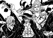 """Yamato muốn ra khơi cùng Luffy, các fan One Piece cho rằng """"5 anh em siêu nhân hải tặc"""" chính thức ra đời"""