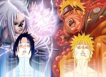 """Top 5 cặp nhẫn giả trong Naruto rất đúng với câu nói """"Trời sinh Du sao còn sinh Lượng"""""""