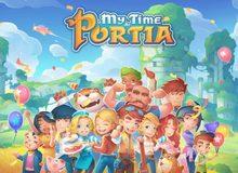 """Game """"tập làm nông dân"""" My Time At Portia sắp có mặt trên nền tảng di dộng"""