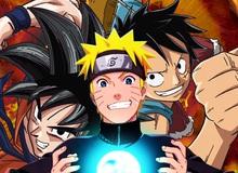 Top 20 manga có doanh thu khủng nhất trên Shonen Jump tính đến tháng 6 năm 2021, One Piece vẫn là số 1