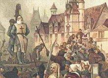 Lời nguyền khủng khiếp của hội Hiệp sĩ dòng Đền Jacques de Molay: Vua Pháp chịu họa tuyệt tự!