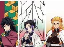 Kimetsu no Yaiba: Shueisha được cấp bản quyền sáng chế cho 3 mẫu trang phục của dàn Trụ Cột
