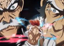 """Chứng kiến cảnh Garou """"xử đẹp"""" cụ Bomb, nhiều fan One Punch Man lo lắng cho cụ Bang khi phải đối mặt với học trò của mình"""