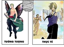 """Các fan One Piece bàn tán về việc Zoro trở lại trấn chiến Wano, thực hiện thành công màn """"ve sầu thoát xác"""""""