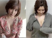 """Sở hữu vòng một """"nặng"""" nhất làng phim 18+ Nhật Bản, nàng hot girl mơ lật đổ Yua Mikami: """"Tôi muốn là người giỏi nhất"""""""