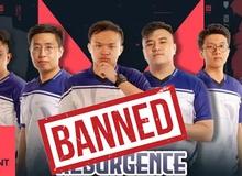 Hàng loạt tuyển thủ VALORANT tại khu vực Đông Nam Á bị Riot cấm thi đấu vì dàn xếp tỷ số