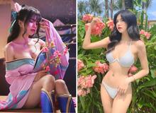 MC Mai Dora úp mở dự định cosplay Ahri để phỏng vấn, fan vội ngăn cản vì sợ tuyển thủ... không thể tập trung