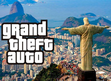 Lộ diên bản đồ được cho là của GTA 6, tái hiện lại toàn bộ thành phố Rio de Janeiro, Brazil