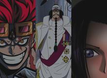 One Piece: Sở hữu Haki bá vương nhưng tại sao Boa Hancock và 2 người này vẫn chưa hề sử dụng?