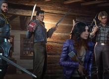 Xuất hiện tựa game kinh dị sinh tồn Evil Dead hay không kém gì Friday the 13th