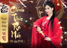"""""""Ngọc nữ"""" Phương Anh Đào trở thành Gương mặt đại diện của Tuyệt Kiếm Cổ Phong, mang đến loạt sự kiện """"khủng"""" cho anh em game thủ!"""