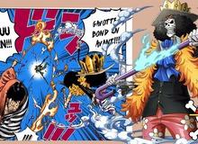 """One Piece: Hé lộ bằng chứng cho thấy """"Linh Vương"""" Brook sở hữu Haki cực đỉnh, có khả năng chém sắt thép và cả Rồng?"""