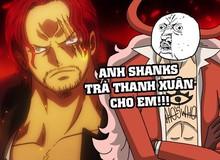 """One Piece: Top 5 ảnh chế hot nhất tuần qua, Who Who và lời khẩn cầu """"Anh Shanks hãy trả lại thanh xuân cho em"""""""
