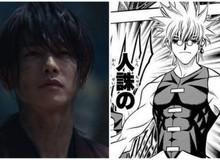 7 điểm khác biệt thú vị trong phiên bản điện ảnh Rurouni Kenshin: The Final so với manga