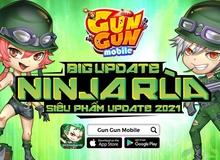 Gun Gun Mobile chào đón Big Update tháng 6