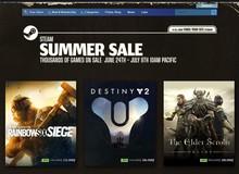Sự kiện Steam Summer Sale 2021 diễn ra với hàng loạt bom tấn AAA giảm giá siêu sốc