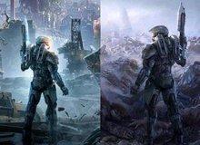 Cộng đồng game thủ tức giận khi thấy một bộ phim Trung Quốc giống y hệt bom tấn Halo Infinite