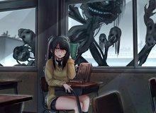 Vì sao Mieruko-chan là bộ manga kinh dị được nhiều người yêu thích?