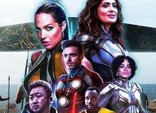 Điểm nhanh 10 câu hỏi mà nhiều fan thắc mắc xoay quanh bom tấn Eternals nhà Marvel