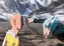 Các fan One Punch Man cầu mong main đừng quay trở lại khi quái vật Garou còn đang có đất diễn