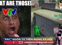 """VTV lên án nữ streamer nổi tiếng chửi bậy khi chơi """"game Ronaldo"""" khiến CĐM hả hê, đoán xem đó là ai?"""