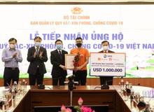 Shopee và Garena Việt Nam ủng hộ 1 triệu USD vào Quỹ vắc-xin phòng, chống Covid-19
