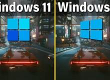 So sánh chơi game trên Windows 11 và 10