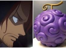 One Piece: Tại sao băng Tóc Đỏ lại đi cướp trái ác quỷ cao su? Mục đích của Shanks là gì?
