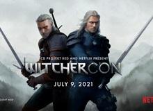 Netflix công bố lịch chiếu chính thức của WitcherCon, sự kiện đáng mong chờ nhất dành cho các fan của The Witcher