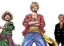 """Sung sướng vì idol tóc vàng trở lại, nhiều fan One Piece cầu mong Oda đừng """"dìm hàng"""" Sanji nữa"""